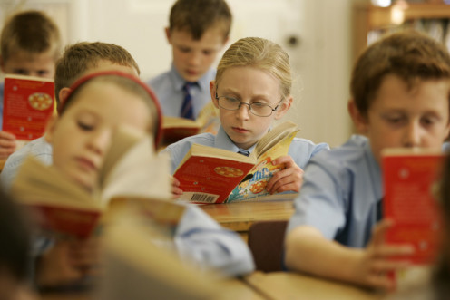 Children with a learning disability will often strongly dislike reading.