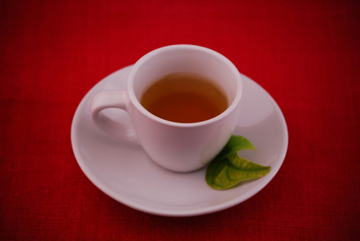 Drink green tea to improve your metabolism.