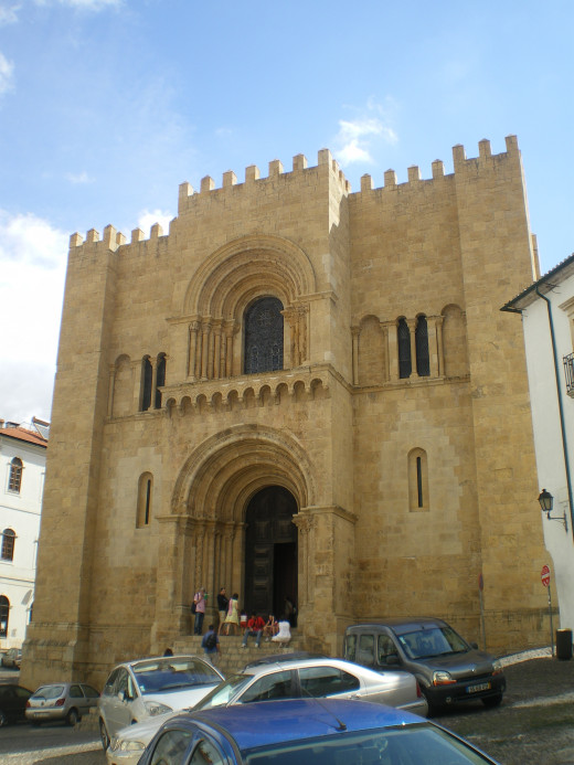 Views of the Old Cathedral