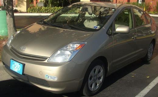 2005 Toyota Pruis