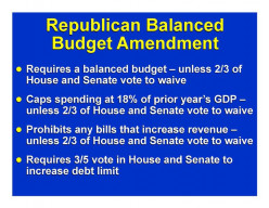 "Another Way to Explain Deficit Spending, the Debt, a ""Balanced Budget Amendment"", and Zen-Part 2 [166*2]"