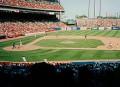 Watching Baseball at the Ballpark