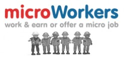 Make money online with Microworkers.