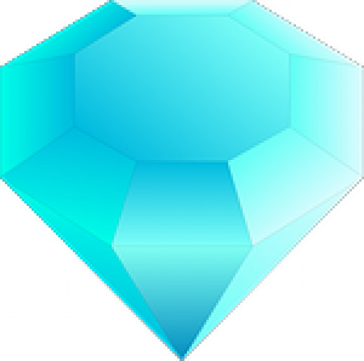 Raw gemstones can be found in many places throughout the United States.