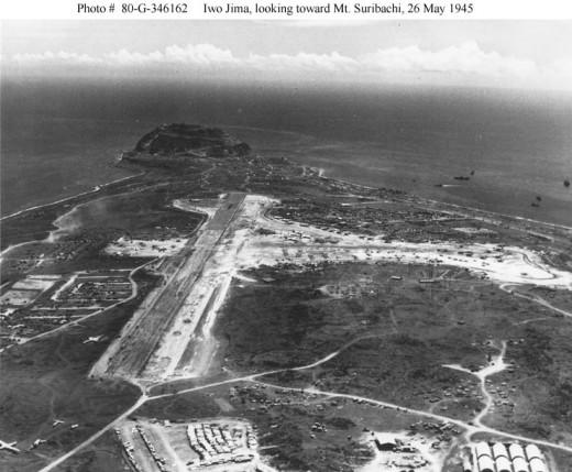 Iwo Jima Virtual Tour