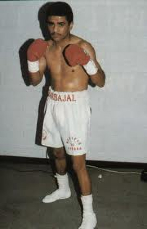 Michael Carbajal won a Gold medal in the Olympic games. He helped garner attention to the small guys because of his fan friendly boxing style.