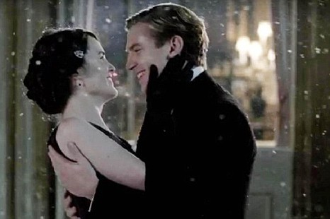 Matthew and Mary Season 2 Christmas Special - the Kiss