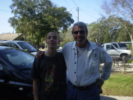 My brother dropped everything to be with my son when his dad died.  He drove over 200 mile to help ease my son's pain.  That is the epitome of nurturing!