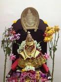 Divine goddess Varalakshmi