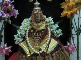 Goddess Varalakshmi- May goddess showers peace and prosperity in everyone's life..