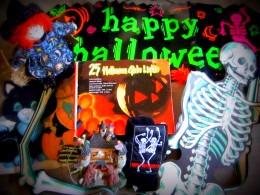 Make your Halloween supplies list!