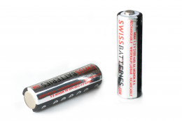 Rechargeable AA batteries are a bit more expensive to buy, but are cheaper in the long term investments when purchased with a battery charger.