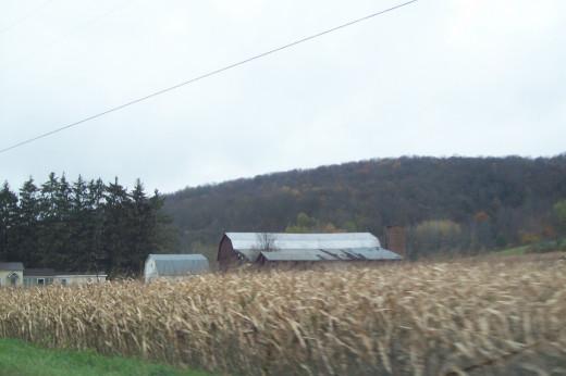 Rural America Still has Farms