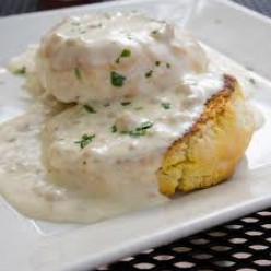 Deluxe Biscuits with Sausage Gravy