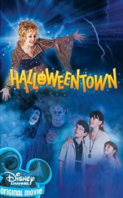 8.Halloweentown (TV) 1998 USA colour Disney