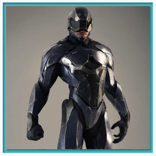 The new Robocop coming this 2013.