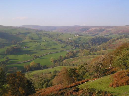 Upper Nidderdale, North Yorkshire