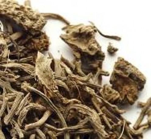 Valerian tea may be quite helpful.
