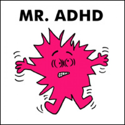 ADHD is for lifetime (happily).