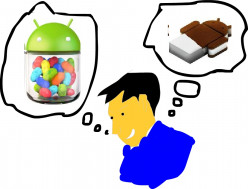 From Android ICS to Jelly Bean - How much improvement has been done?