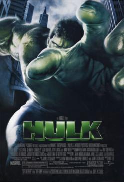 Marvel Comics Movies - The Incredible Hulk