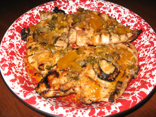 Grilled Chicken Recipes...yummy!