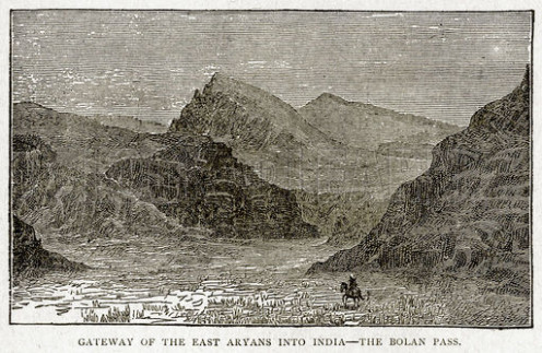 BOLAN PASS: GATEWAY OF THE ARYANS TO INDIA