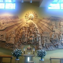 Visit St. Therese of Lisieux in Darien, Illinois: A Brief Catholic Journey - Her Relics and Memorabilia