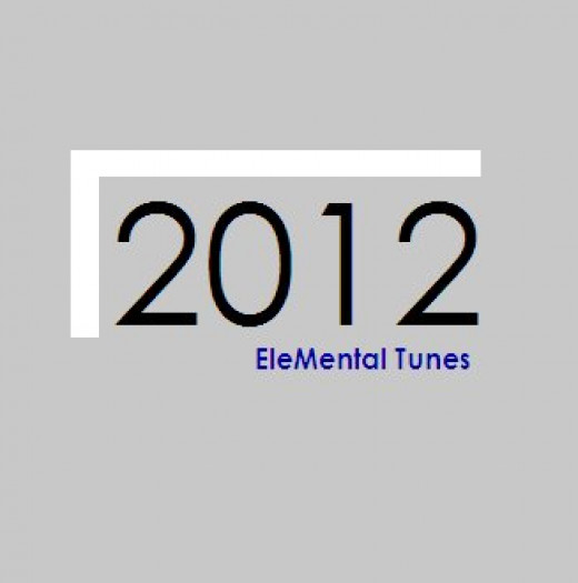 2012 The Album by EleMental Tunes