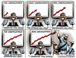 Are you better off now than you were when Obama assumed office in January of 2009?