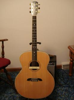 Alvarez Yairi Guitars: Old World Craftsmanship With Luxury Appointments