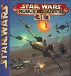Star Wars Games: Rogue Squadron PC  (1998) Arcade-style starfighter action