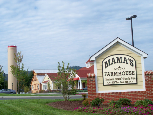 Mama's Farmhouse - Southern cooking at its best!
