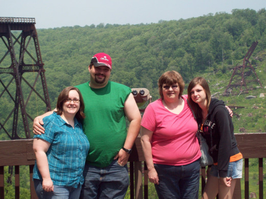 Kinzua Bridge is still an amazing place to visit.
