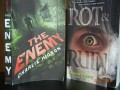 Zombie Apocalypse Book Series: The Enemy vs Rot & Ruin
