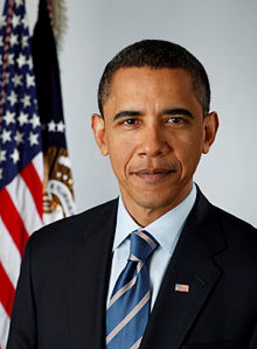 President Barack Obama, 44th President of the United States of America