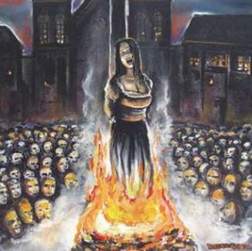 According to the medieval account, witches were burned at the stake under charges of heresy. They are being burned alive today in Africa, suggesting that some of us are still blinded by medieval practices.