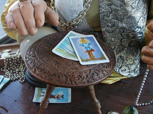 The Tarot Reader Must Interpret The Story Right