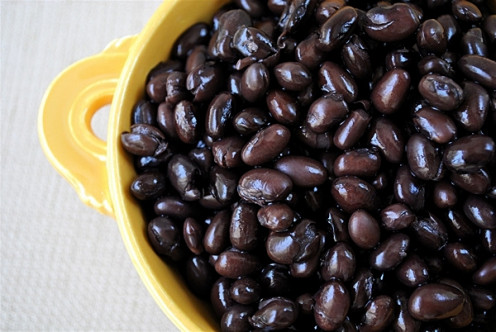 Black Beans or Tausi in the Filipino Language