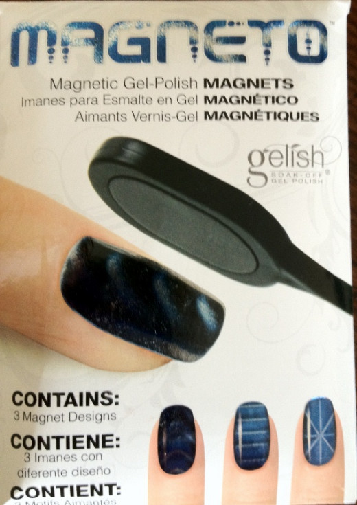 Magnets to use with the Gelish Mini Magneto gels