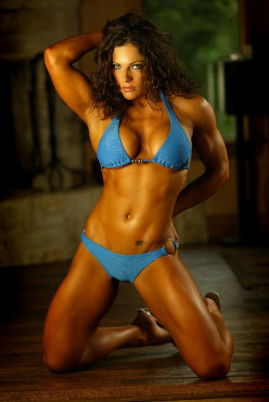 More IFBB Female Fitness Competitors