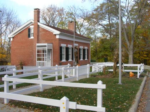 Birthplace of Thomas A. Edison