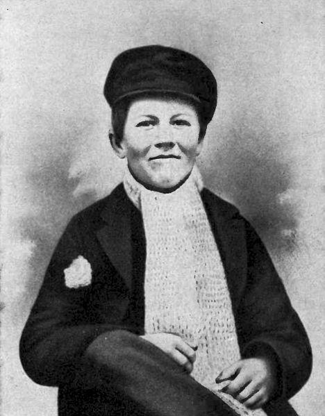Young Thomas Alva