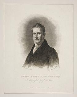 Cadwallader D. Colden
