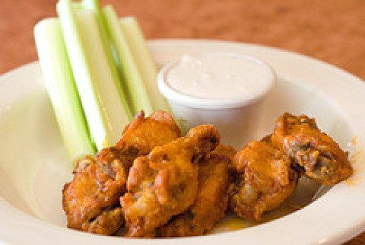 TGI Friday's Buffalo Wings