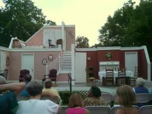 The Hellen Keller home has tours everyday which tell the story of this great Alabamian.