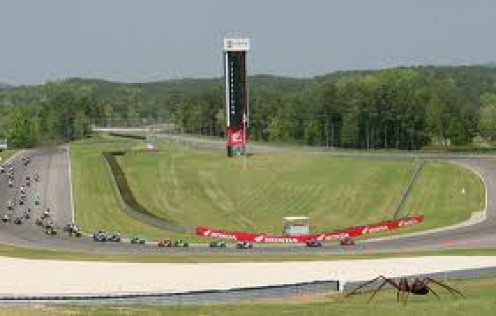 Barber MotorSports Park features live races year round.