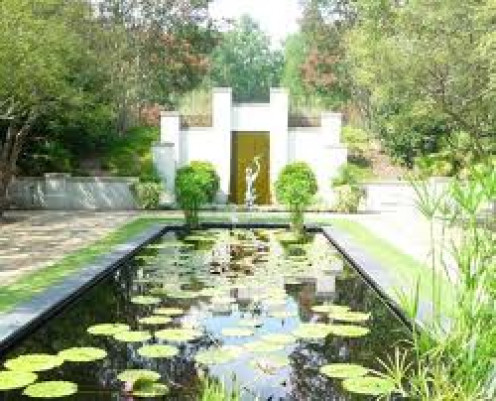 The Botanical Gardens in Birmingham, Alabama is the perfect place for plant lovers.