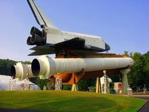 The U.S. Space and Rocket Center is located in Huntsville, Alabama.