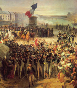 To the royal families of France, the French Revolution was an apocalypse. Very few survived the purges of the guillotine.
